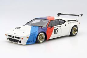 BMW M1 1979 Marc Surer 1:18