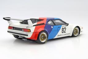 Modellautos BMW M1 1979 Marc Surer 1:18