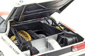 model cars BMW M1 1979 Marc Surer scale 1:18