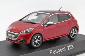 Peugeot 208 1:43