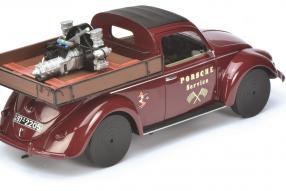 VW Käfer Pritsche Beutler 1:18