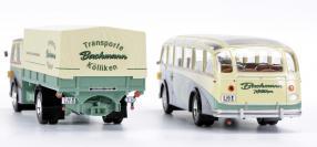 Saurer 3C-H 1951 Schuco Bus und LkW 1:18