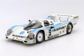 Porsche 962 C Klaus Ludwig, Bob Wollek 1:18