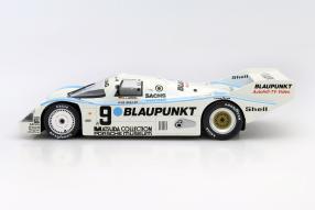 modelcars #Porsche 962 C Klaus Ludwig, Bob Wollek 1:18