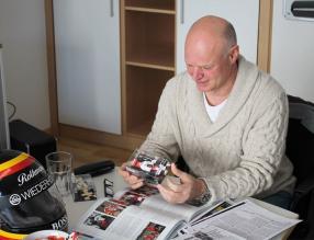 Bruder Georg Goa Bellof im Interview