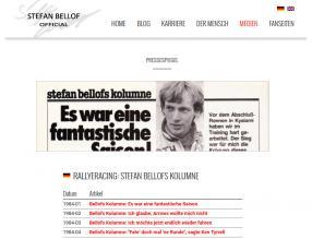 #Homepage #Stefan #Bellof