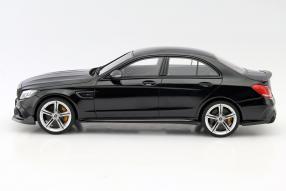 model cars Brabus 650 C-Klasse W 205 scale 1:18