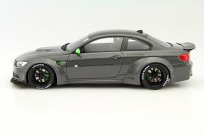 Model cars BMW M3 Liberty Walk / LB Performance 1:18