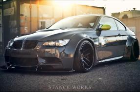 BMW M3 Liberty Walk / LB Performance