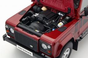 Modellautos Land Rover Defender 1:18