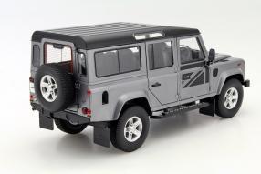 model cars Land Rover Defender Century Dragon 1:18