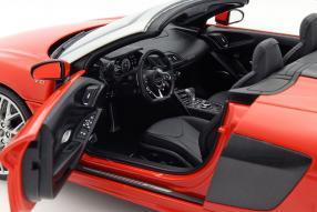 Modellauto Audi R8 Spyder Maßstab 1:18