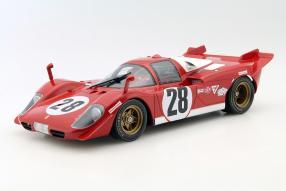 Ferrari 512 S 1970 CMR 1:18