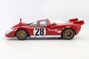 model cars Ferrari 512 S 1970 CMR 1:18