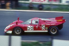 Ferrari 512 S 1970 Mike Parkes by Lothar Spurzem