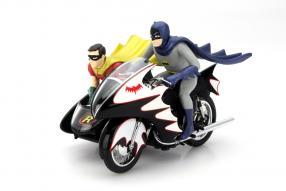 #Batman und #Robin #Batcycle 1:12