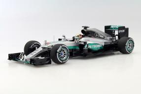 Mercedes-AMG Petronas F1 W07 Hamilton 2016 1:18
