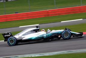 Mercedes-AMG F1 W08 #F1 2017