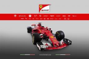 Ferrari SF70-H #F1 2017