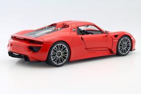 Modellautos Porsche 918 1:18