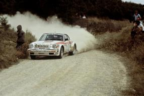 Porsche 911 San Remo Röhrl 1981