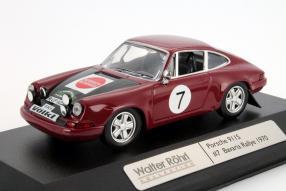 Walter Röhrl Porsche 911 S Bavaria Rallye 1:43