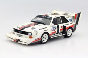 Audi Sport Quattro S1 Pikes Peak 1987 1:18
