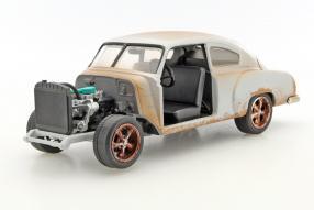 modelcars Chevrolet Fleetline #FastFurious8 1:24