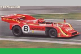 Porsche 917/10 Interserie 1973 Gelo Racing Foto: Bill Wagenblatt