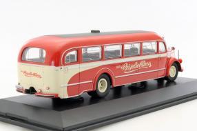 Mercedes-Benz Bus Schuco O 6600 1:43