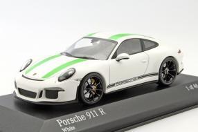 Porsche 911 R 1:43 almost real Minichamps
