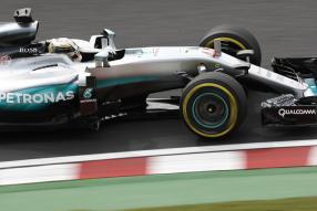Mercedes-AMG Petronas F1 W07 Hamilton 2016
