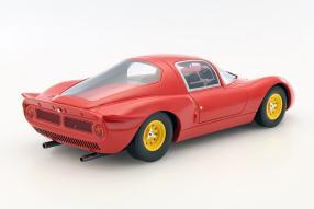 model cars #Ferrari #Dino 206 S 1:18 #CMR