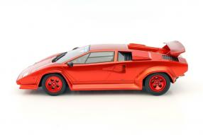 Modellauto Lamborghini Countach Willy Koenig 1:18