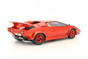 model cars #Lamborghini Countach Willy Koenig 1:18
