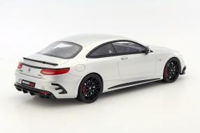 model cars Brabus 850 scale 1:18