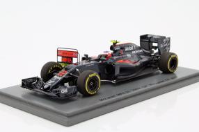 McLaren MP4-31 Jenson Button 300. Rennen 1:43