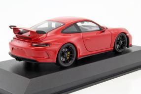 Modellautos Porsche 911 GT3 2017 Minichamps 1:43