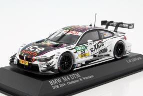 BMW M4 DTM 1:43 2014