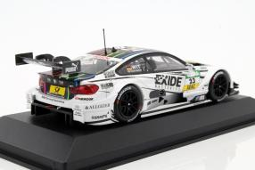 Modellautos BMW M4 DTM 2014 1:43
