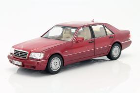 Mercedes-Benz S 500 W 140 1:18