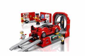 Lego Set Ferrari
