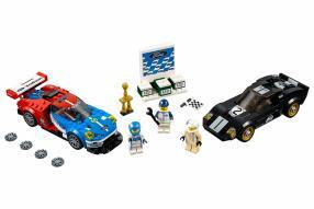 Lego Ford GT40 und Ford GT