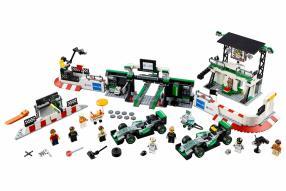 Lego Mercedes-AMG Petronas F1 Team
