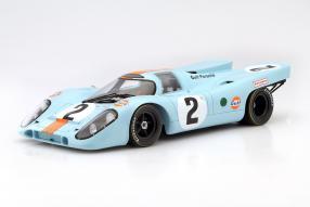 #Modellautos #Porsche 917 Le Mans 1:43