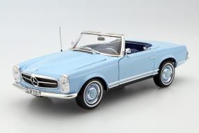 Mercedes-Benz 230 SL 1:18 1963