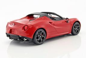 Modellautos #modelcars Alfa Romeo 4C 1:18