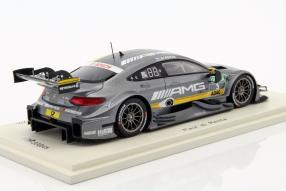 model cars Mercedes-AMG DTM 2016 1:43