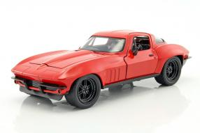 modelcars Lettys Corvette Fast and Furious 1:24