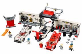 Lego Set Porsche Le Mans